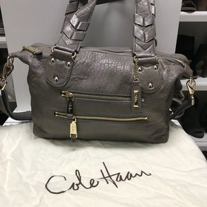 Cole Haan Archer satchel
